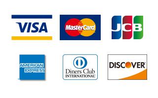 Airペイは各種国際ブランドのクレジットカード決済に対応