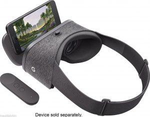 VRヘッドセットDaydream Viewの画像
