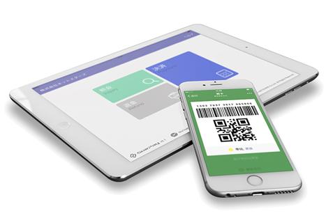 Wechat Payの使用イメージ