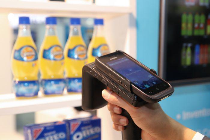 スマートフォンを活用したシステムやサービスも