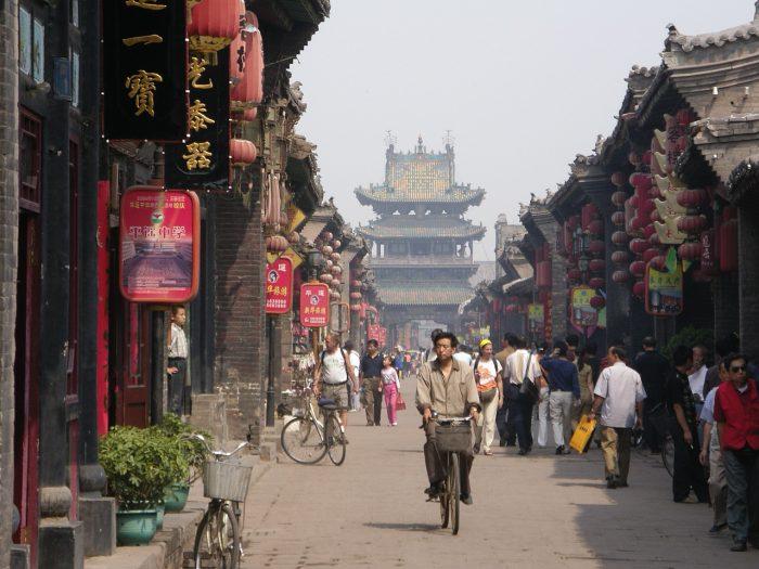 中国の人々