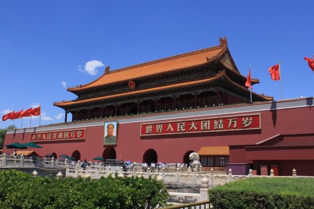 北京の歴史的建造物「紫禁城」